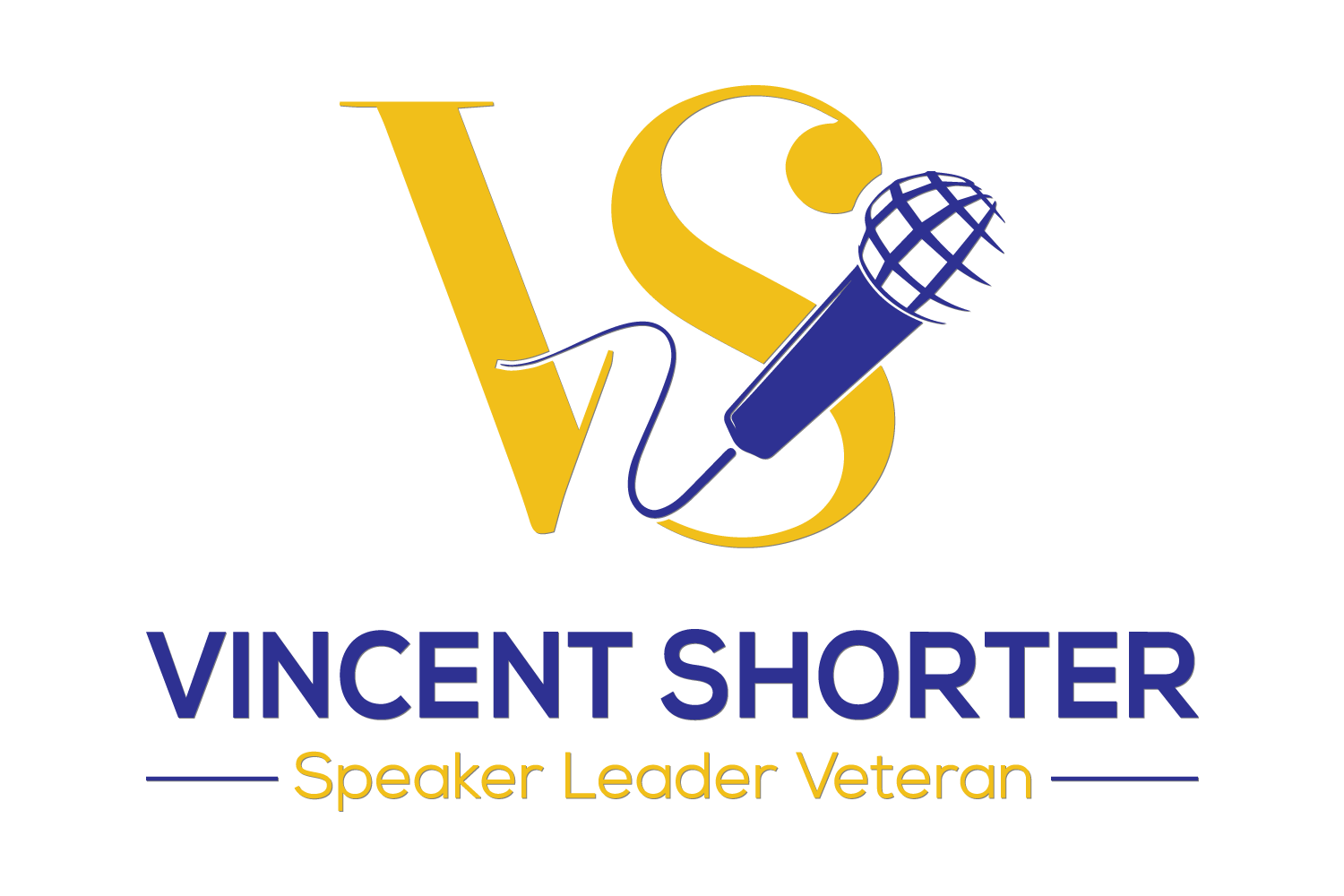 Vincent Shorter Speaker Website